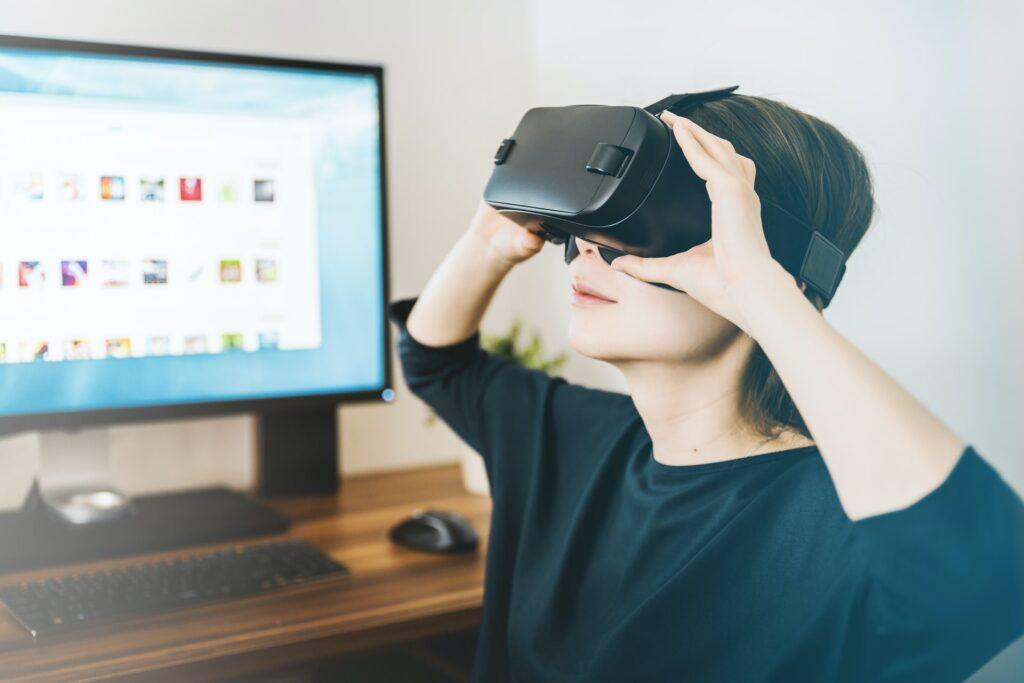 استخدام الواقع الافتراضي في التسويق