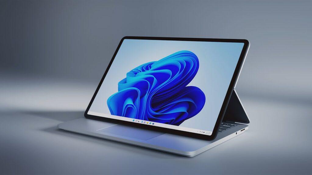 جهاز مايكروسوفت Surface Laptop Studio