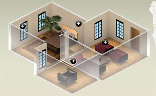 Dragonfly House designing software for pc