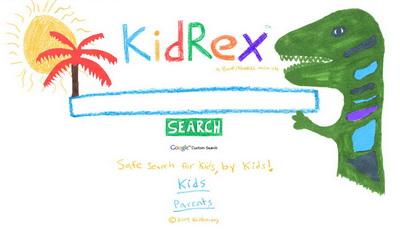 kidrex : محرك البحث قوقل ولكن للأطفال